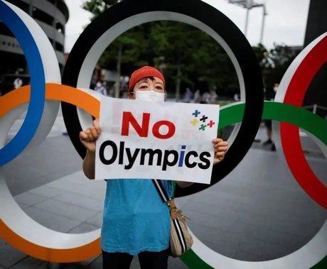 奥运快开了,日本快哭了
