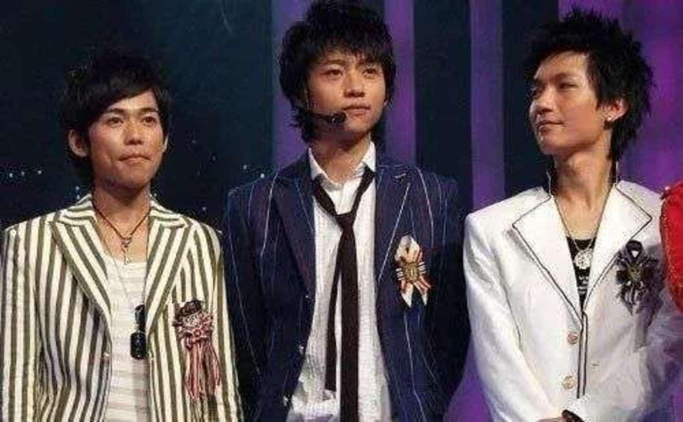 陈楚生参加2007年快乐男声(图源:搜狐)