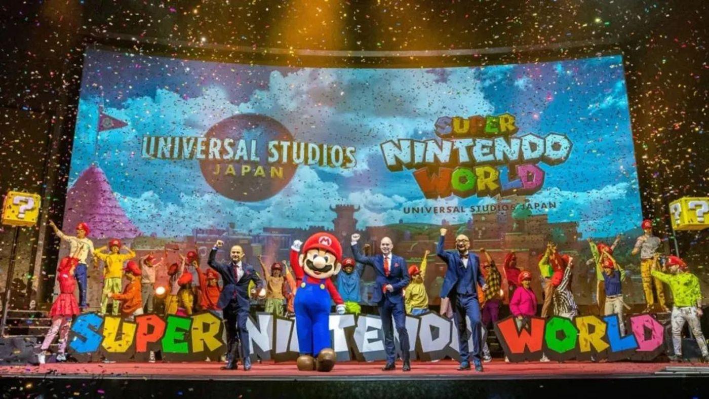 超级任天堂世界