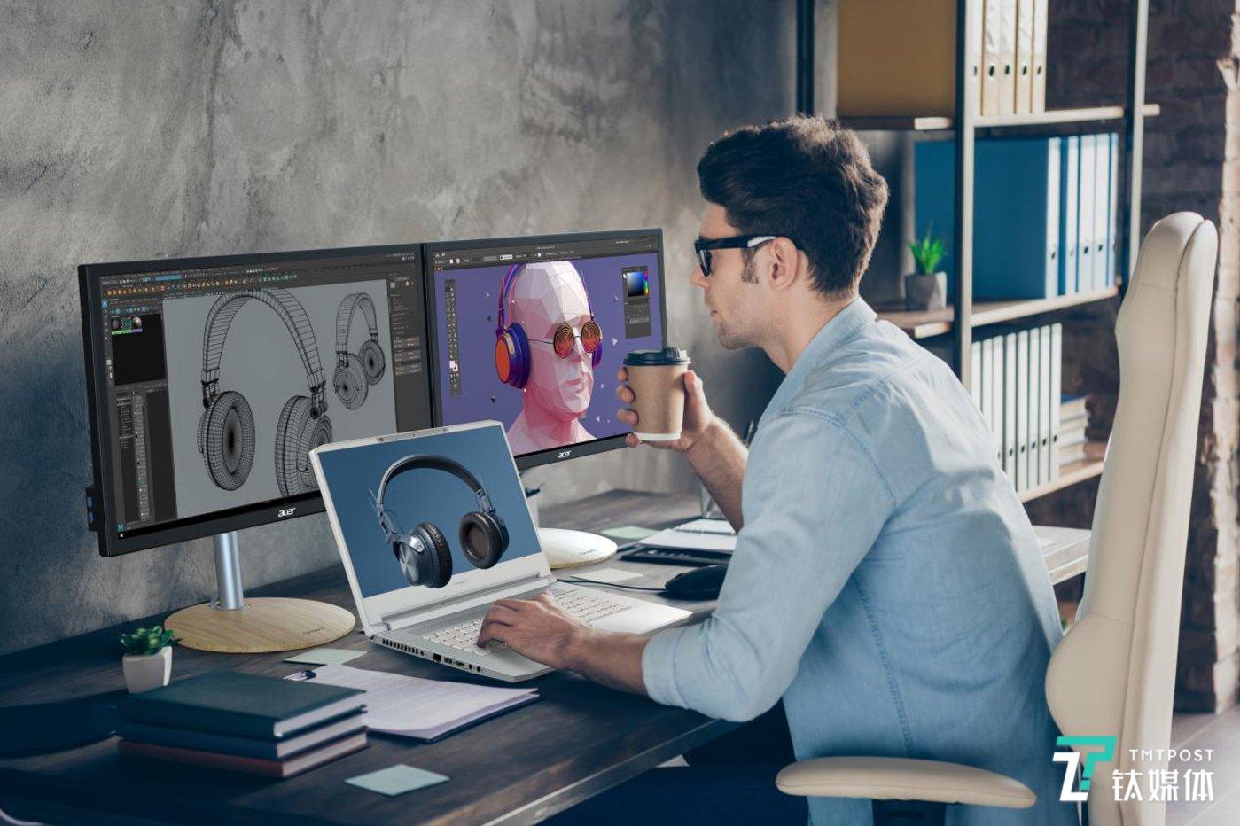 SpatialLabs裸眼3D技术