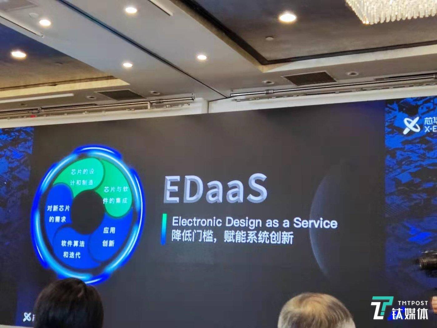 对于全新EDA服务模式EDaaS的五块介绍
