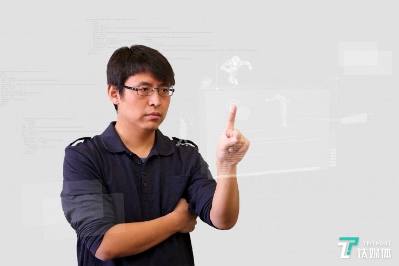 格灵深瞳创始人、CEO赵勇