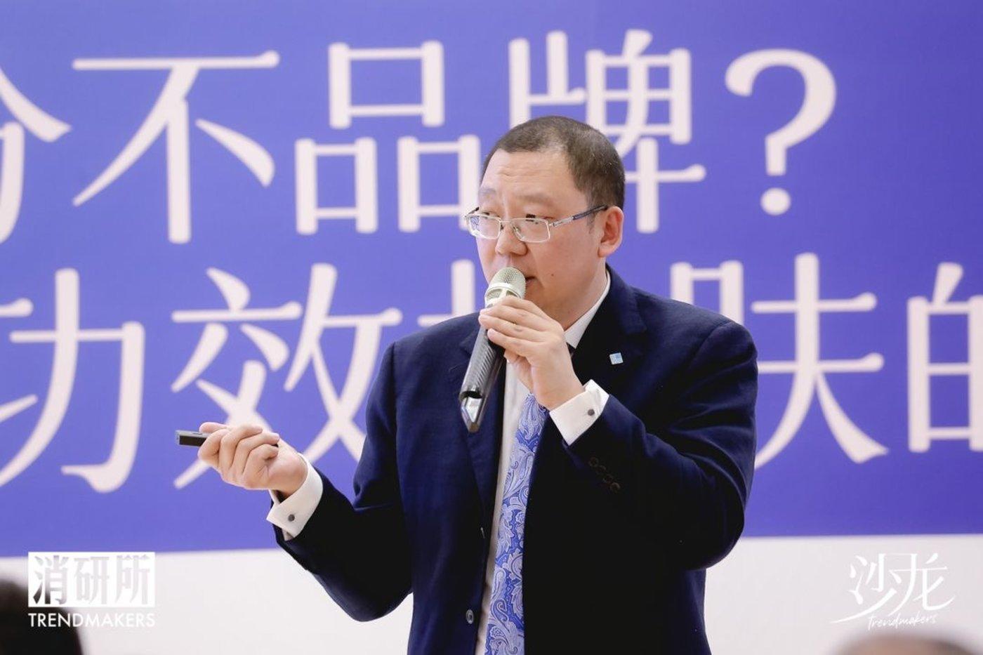 伟博海泰集团董事长、创始人、首席科学家李和伟