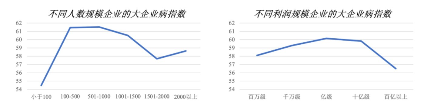 图3:从人数规模和利润规模看企业的大企业病指数 资料来源:穆胜企业管理咨询事务所