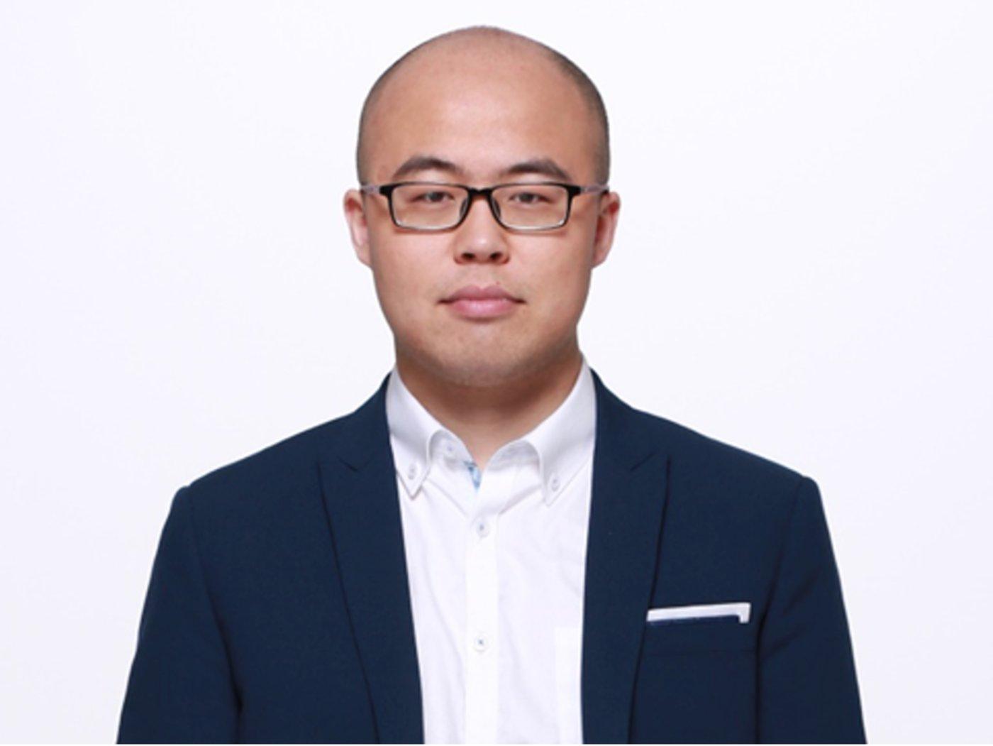 闫俊杰博士,商汤科技副总裁
