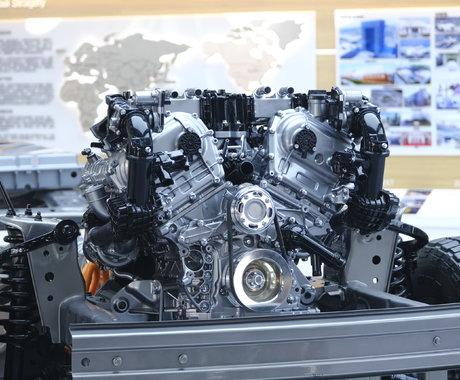 """长城汽车推出3.0T+9AT/9HAT动力总成,要做大排量发动机的""""国货之光"""""""