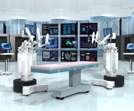 """资本""""八方来袭"""",手术机器人何以掀起风浪?"""