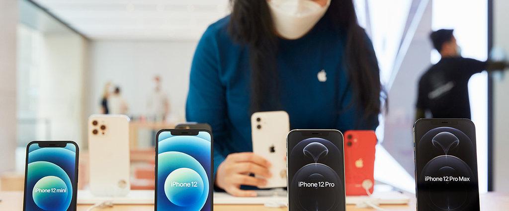 苹果Q3净利翻倍,中国区营收年增长58%,但为何盘后转跌超2%?|看财报