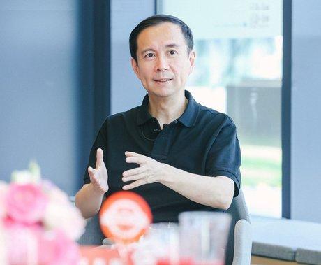 张勇定调阿里未来走向:成为消费互联网和产业互联网结合更好的公司|CEO说