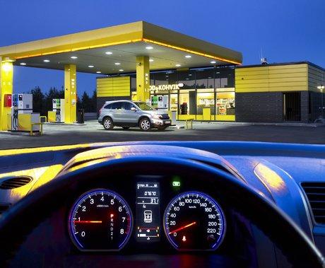 除了卖油,你对加油站的未来一无所知