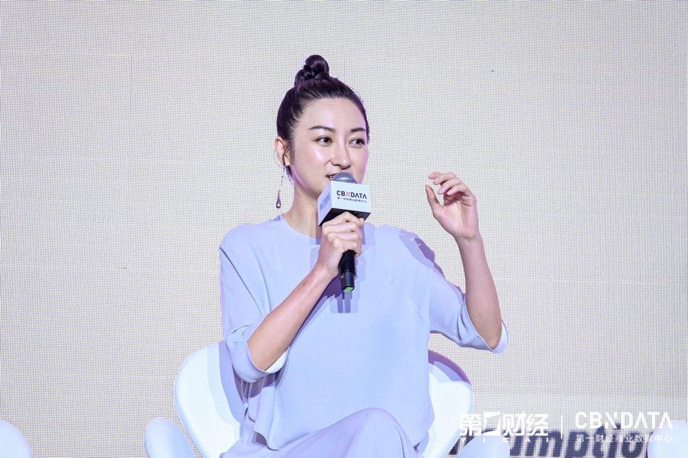 逐本创始人兼CEO 刘倩菲