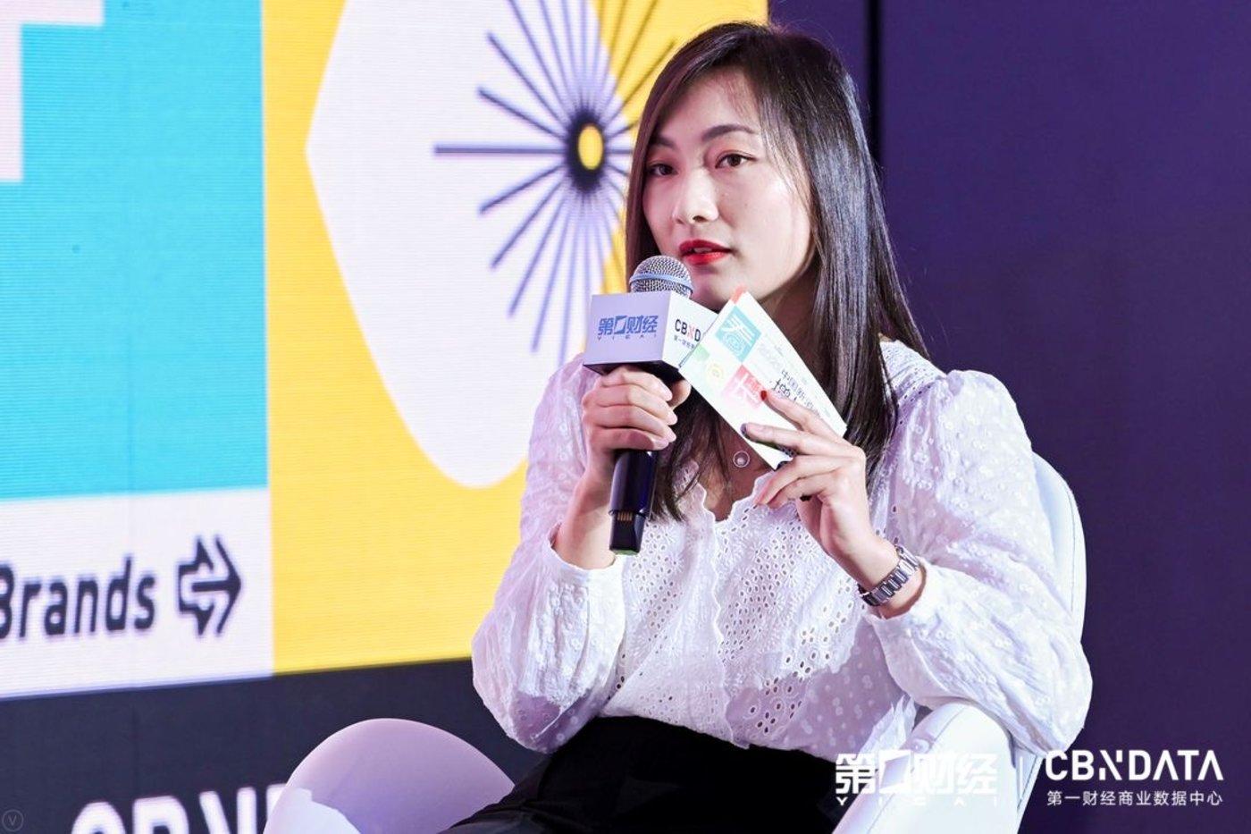CBNData首席商业分析师 李湘