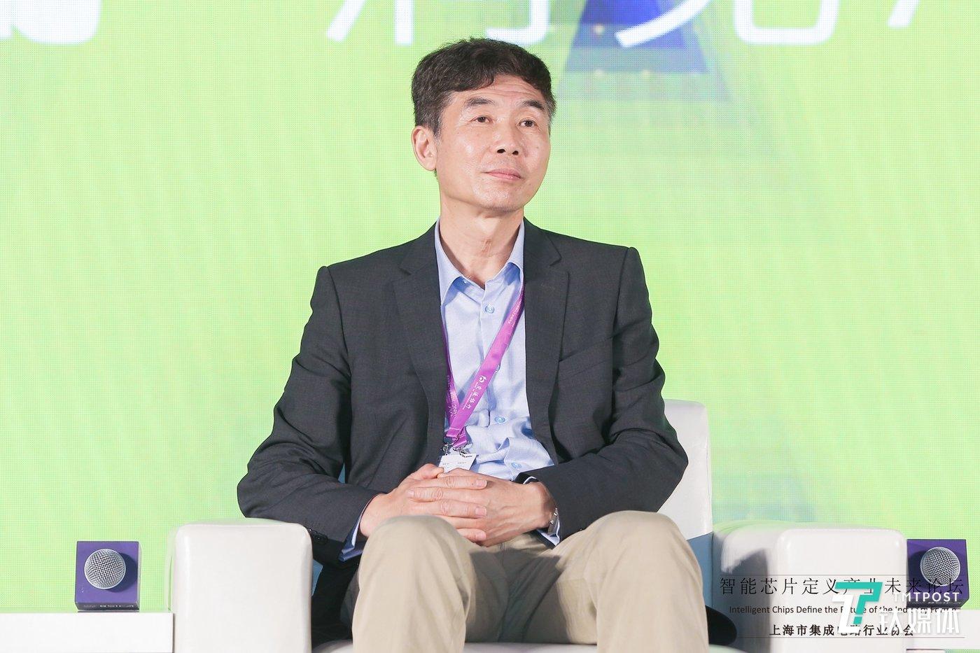 天数智芯董事长兼CEO刁石京