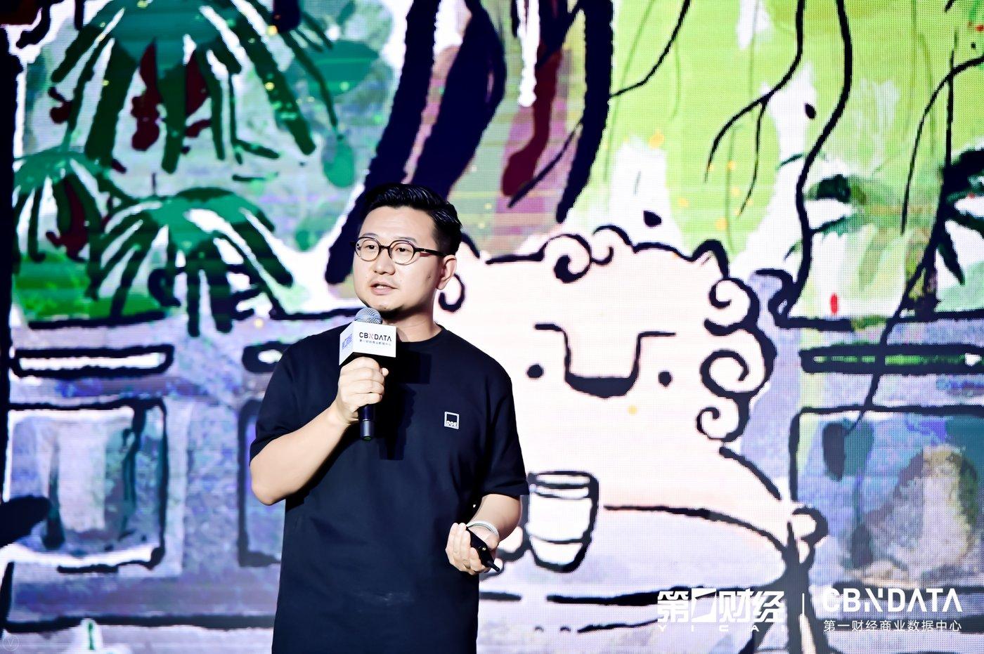 永璞咖啡创始人兼CEO 铁皮叔叔