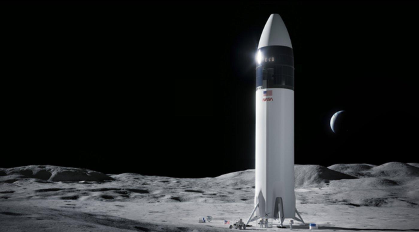 "SpaceX宇宙飞船""星舰"" 来源:SpaceX官网"