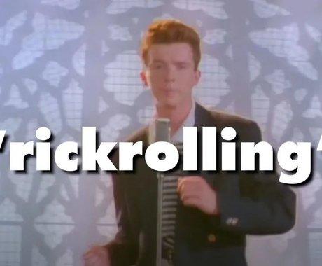 """""""瑞克摇""""MV破10亿播放:没被这玩意骗到,你都不算上过网……"""