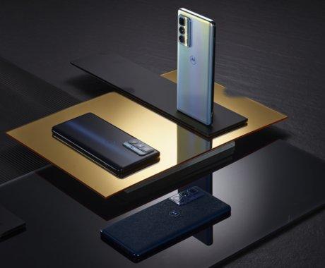 全焦段亿级影像系统,摩托罗拉edge双新机发布