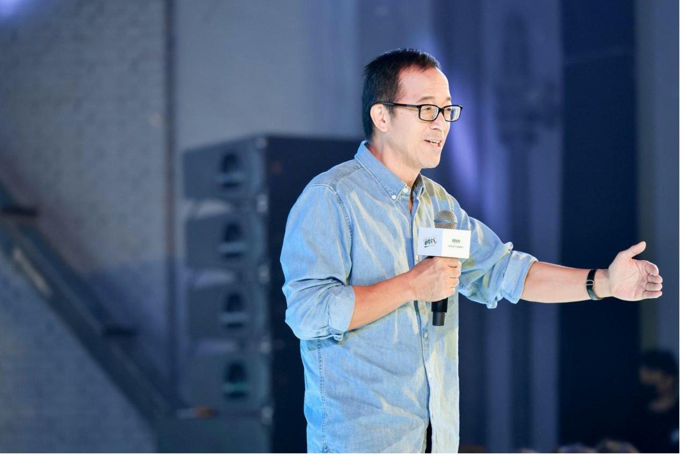 9月25日下午,新东方教育科技集团董事长俞敏洪出现在新东方大学生学习与发展中心品牌升级发布会