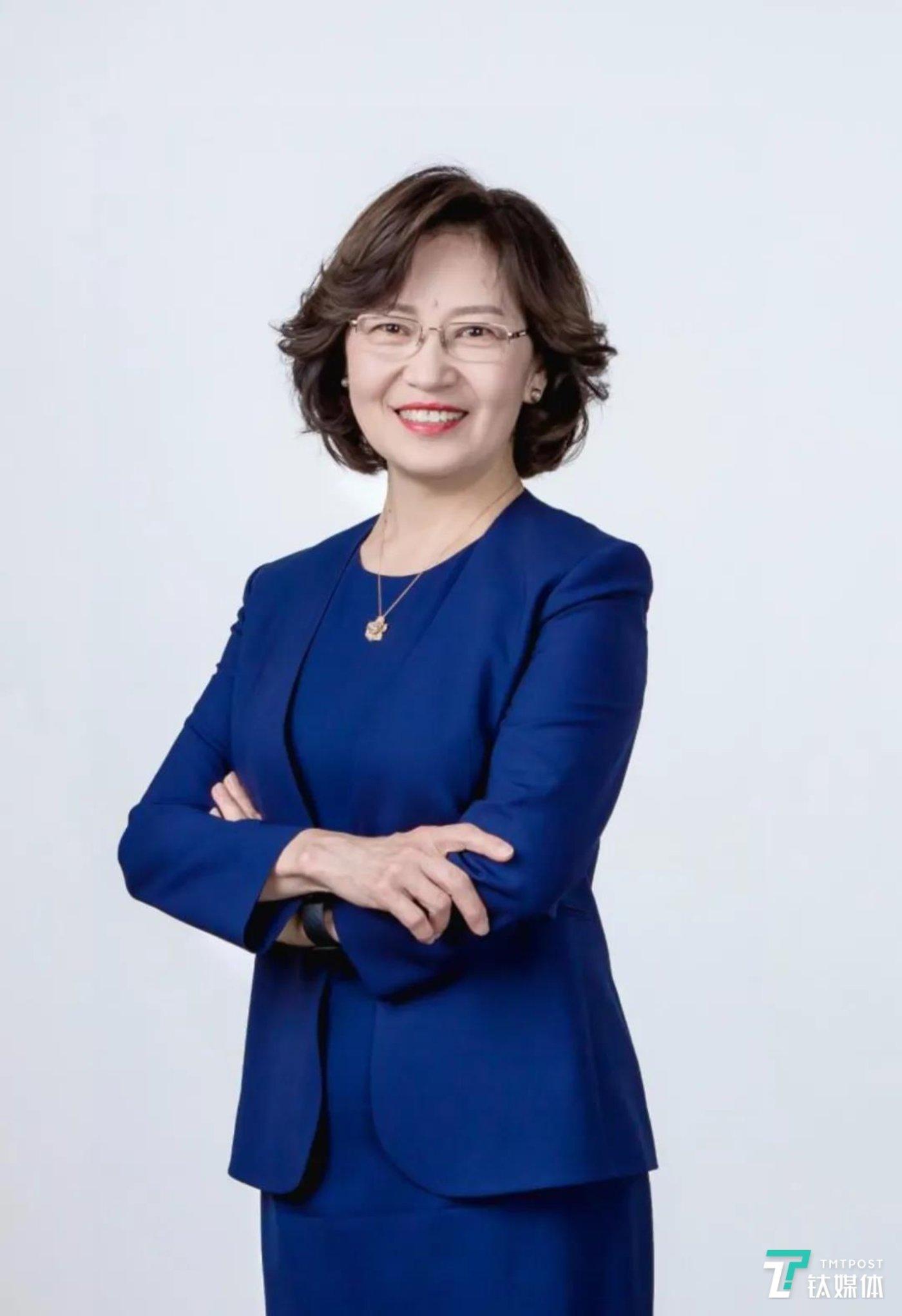 王锐博士:英特尔公司高级副总裁、英特尔中国区董事长