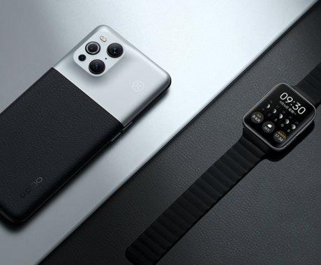 OPPO发布多款软硬件新品:手机、手表、新系统全到齐