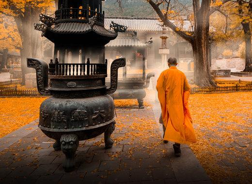 """寺庙经济,并不""""佛系"""""""