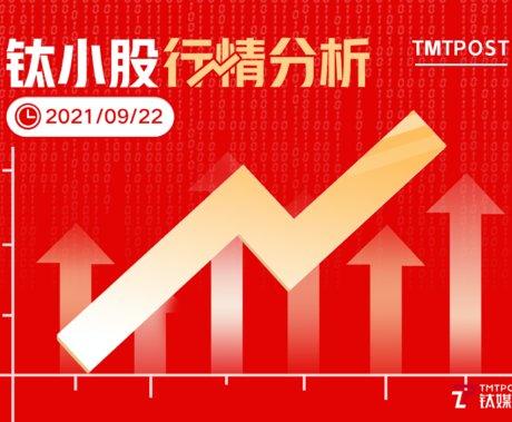 9月22日A股分析:沪指低开高走涨0.4%,电力板块全天强势