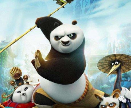 """能在环球影城拥有全球独享景区,功夫熊猫""""功夫""""何在?"""