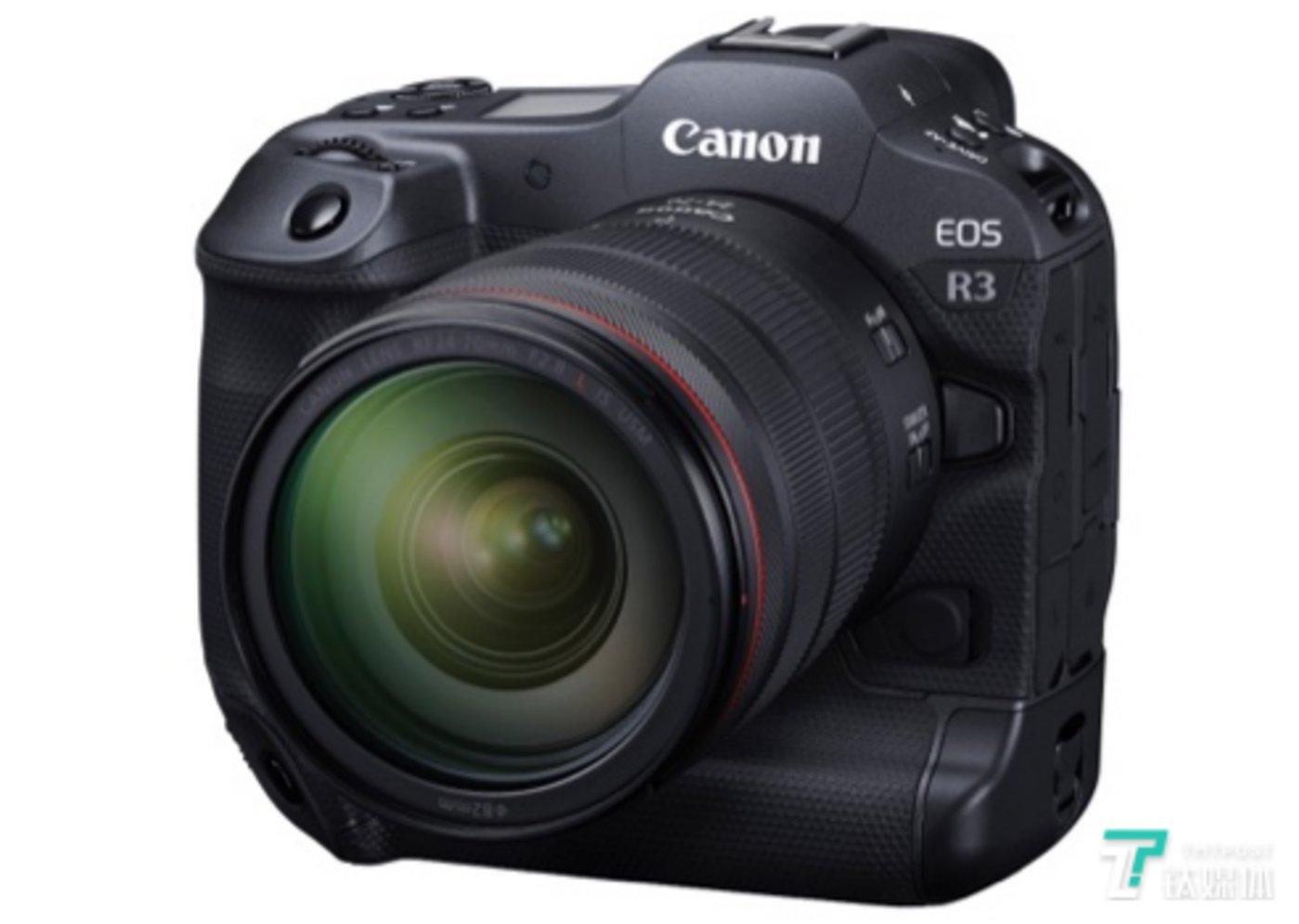全画幅专微相机EOSR3