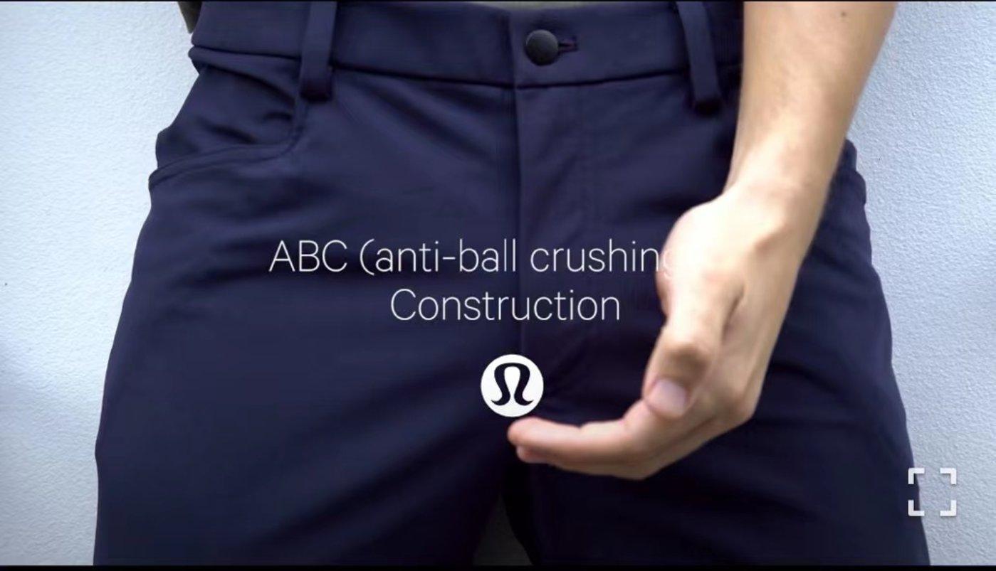 ABC男裤