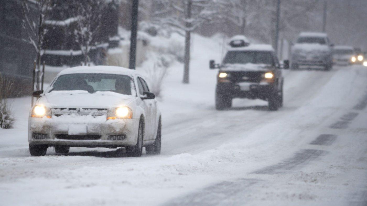 德州暴雪 图片来源:俄罗斯卫星通讯社