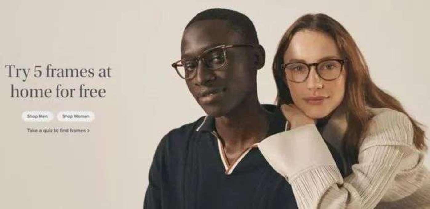 即将上市的Warby Parker