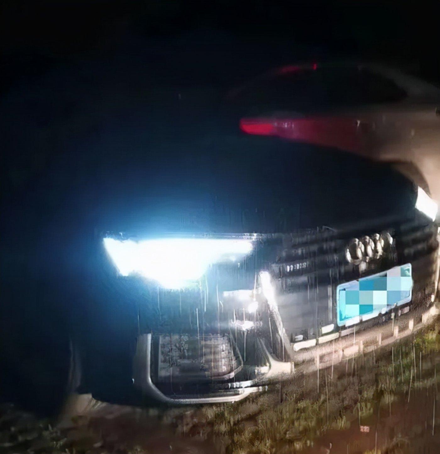 图   潘登找到对方的车