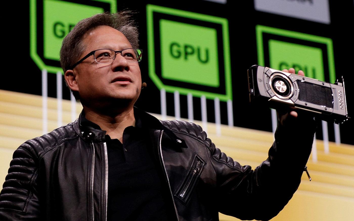 英伟达CEO黄仁勋(图片来源:Nvidia官网)