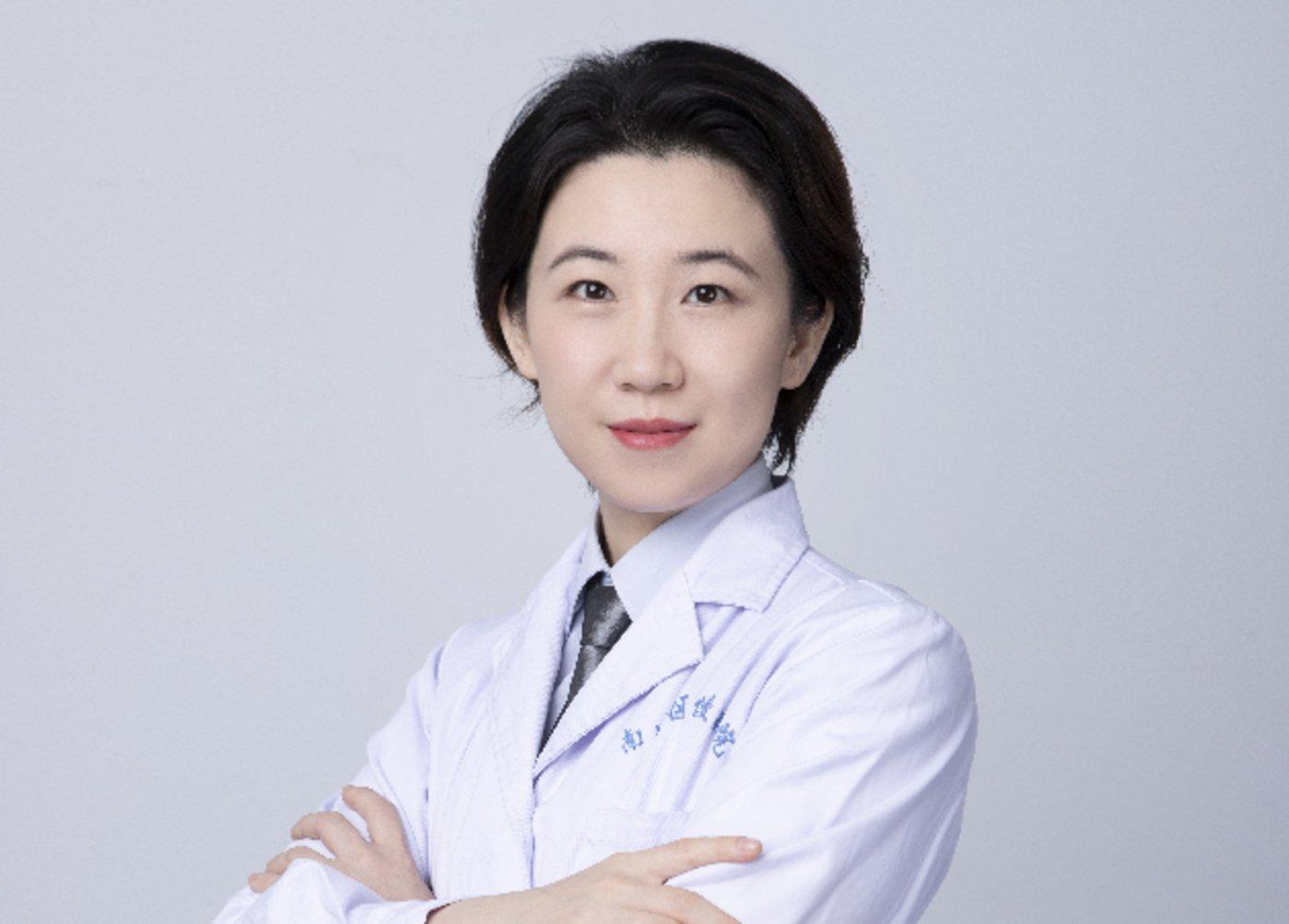 心理治疗师韩雪博士