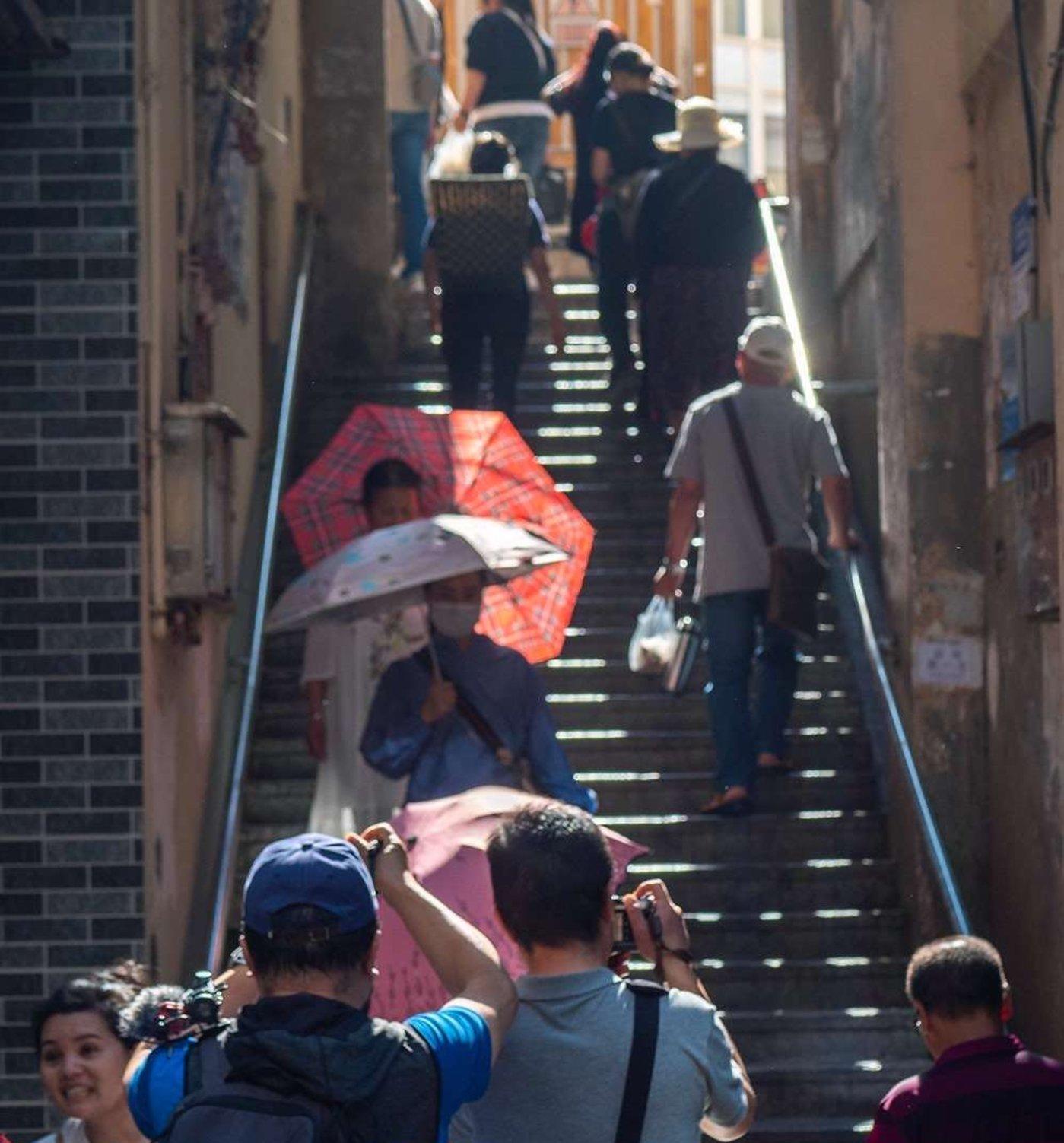 个旧老街,图片来源:沈少雄 摄