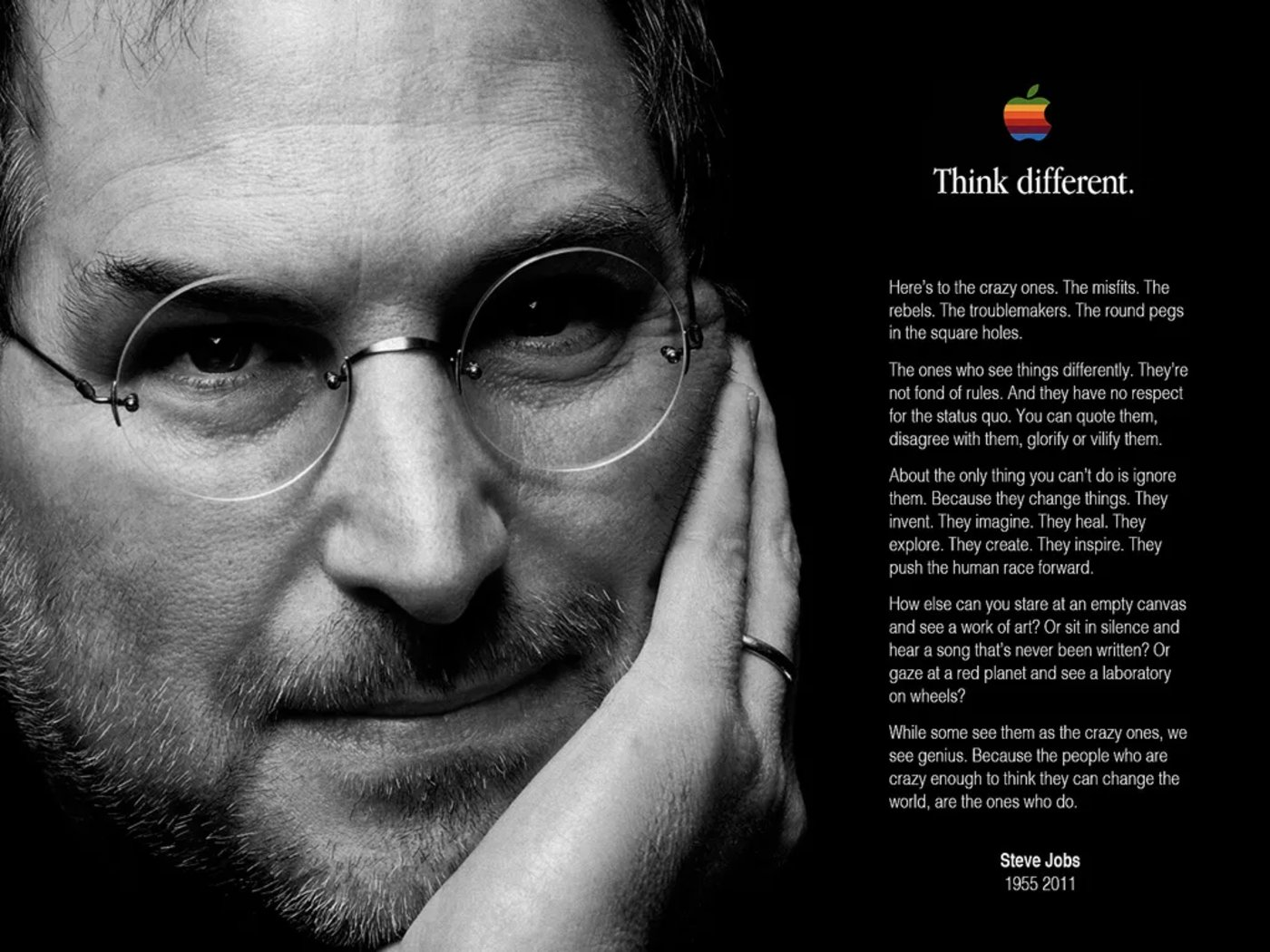 《Think Different》