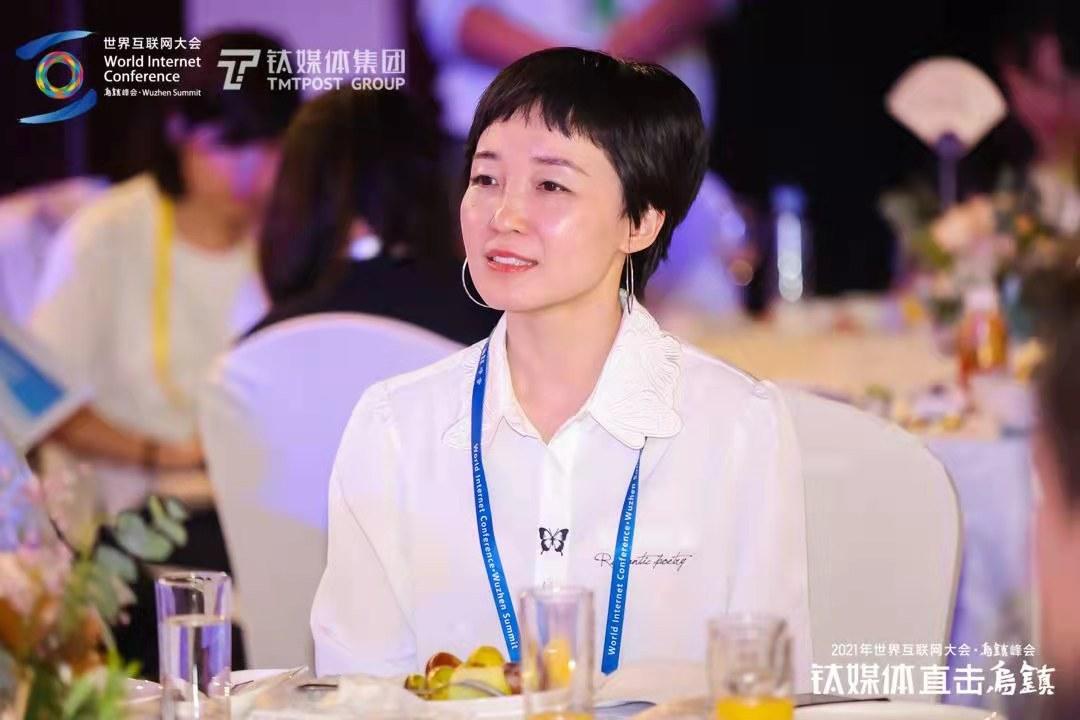 """钛媒体创始人赵何娟:规则明确、边界清晰,互联网商业生态才能成长出更多""""专精特新"""""""