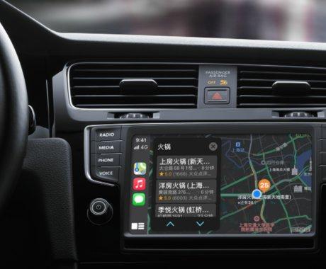 """苹果汽车还没造出来,但数百万车将先装上它的""""灵魂"""""""