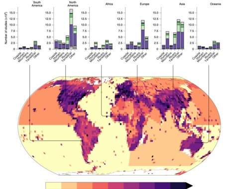 人类正在自食其果:全球85%的人口生活在受人为影响的气候变化地区