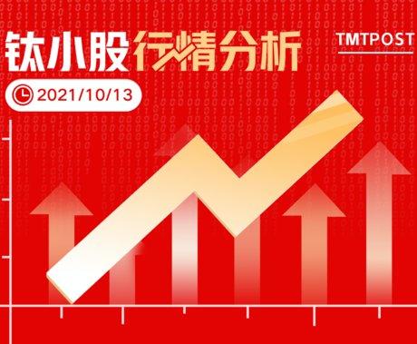10月13日A股分析:两市缩量反弹,消费股回暖、周期股重挫