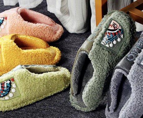 一双潮流棉拖不仅温暖更是潮流!|钛空好物推荐