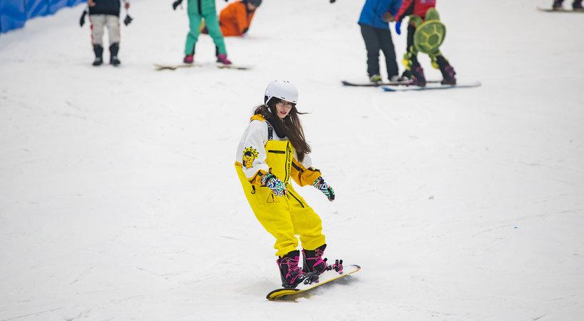 冬奥会临近,如何掘金室内滑雪产业?
