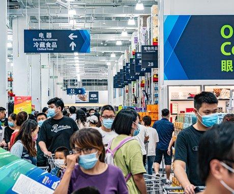 山姆、Costco、盒马X和家乐福......会员制商超加速集结「上海滩」抢人
