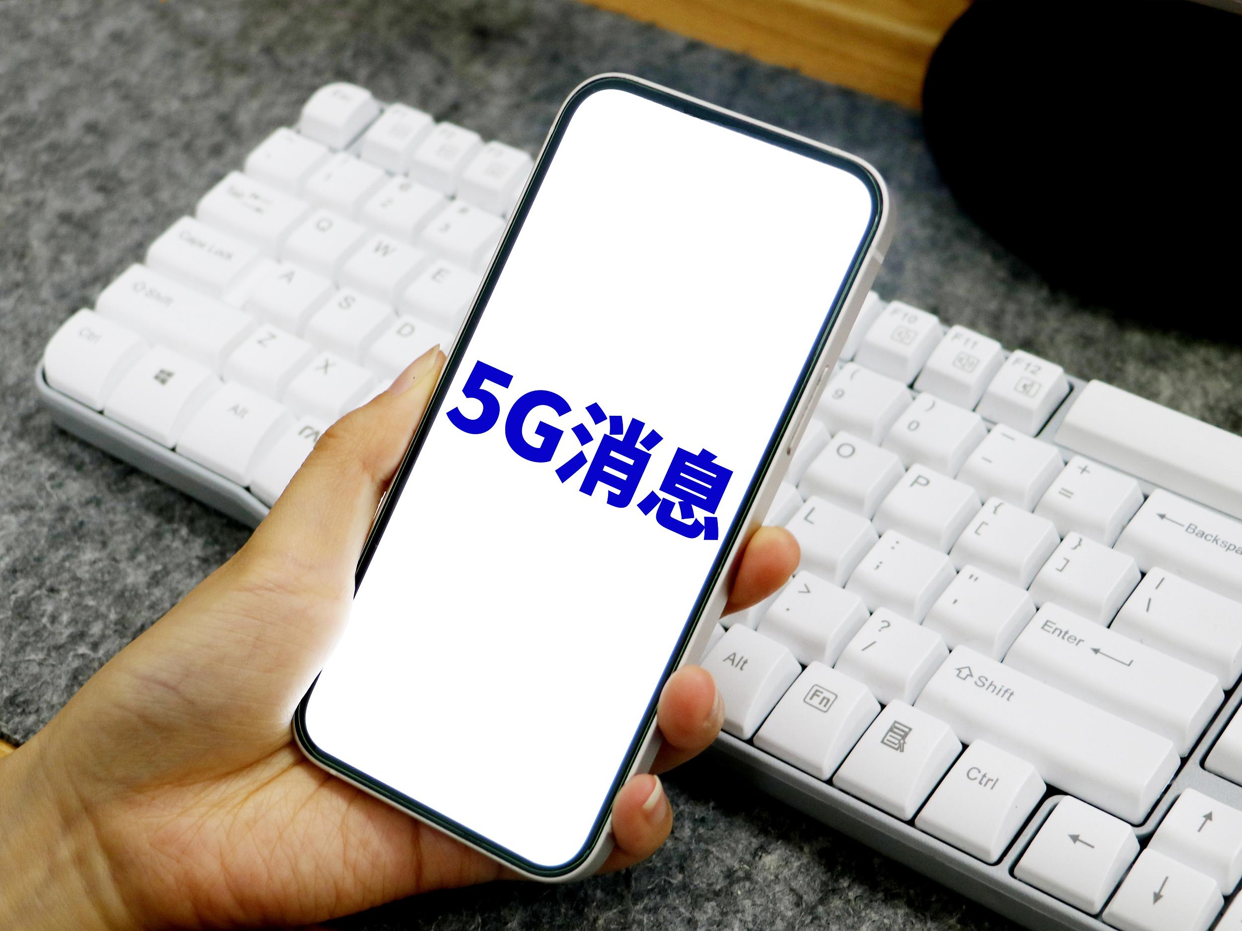 5G消息的生死局