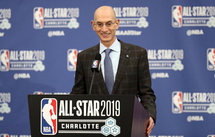 "NBA""摸雷"""