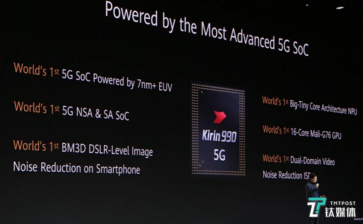 麒麟990 5G