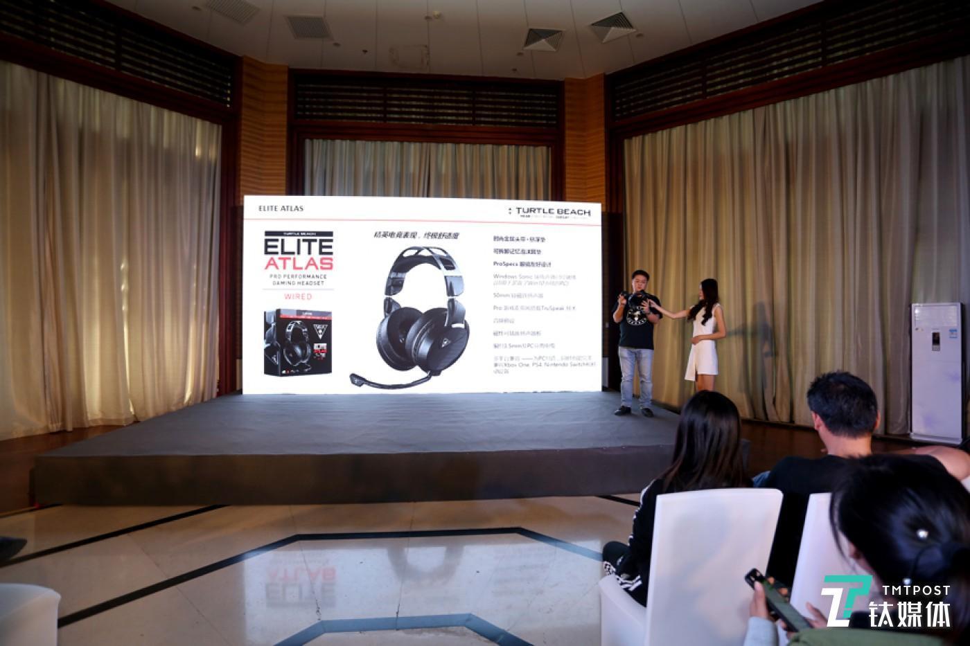 ELITE ATLAS具备50mm铷磁铁扬声器