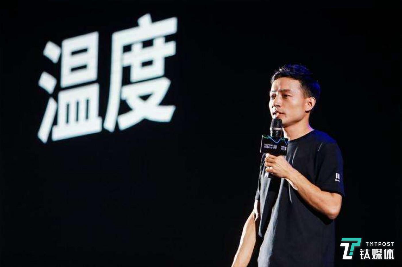 普渡科技CEO兼创始人 张涛