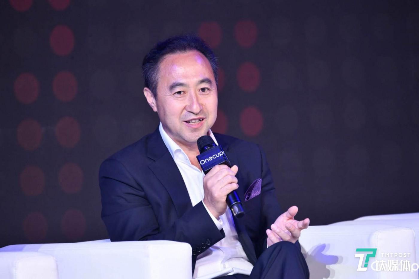 九阳集团董事长王旭宁先生接受采访