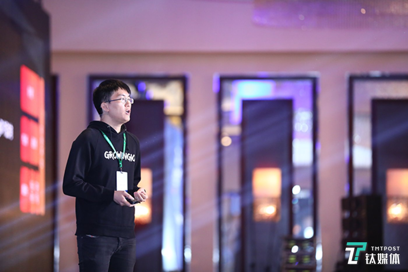 GrowingIO CTO 叶玎玎